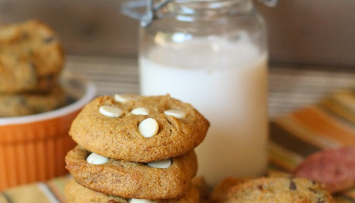 Paleo Pumpkin Cookies – Dense | Chewy | Egg Free