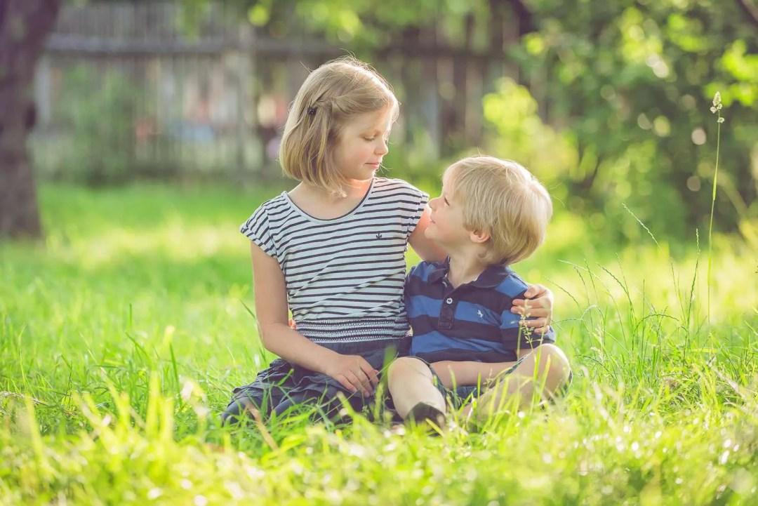 Tessa Trommer Fotografie Erfurt Geschwister Kinderfotografie Natur