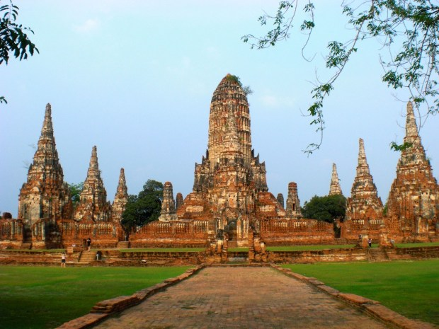 ayutthaya temple 6