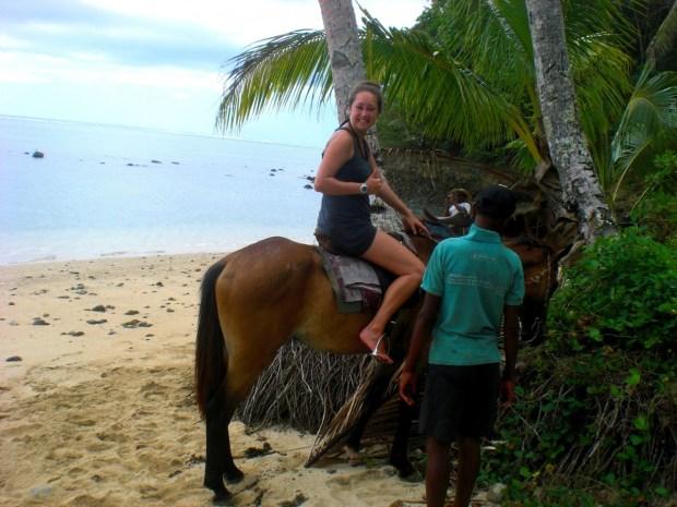paardrijden fiji