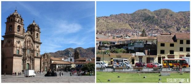 aankomst cusco