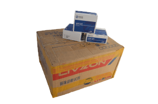 Carton 480 tests diagnostic rapides IgG/IgM coronavirus covid-19 sars-cov-2 Livzon