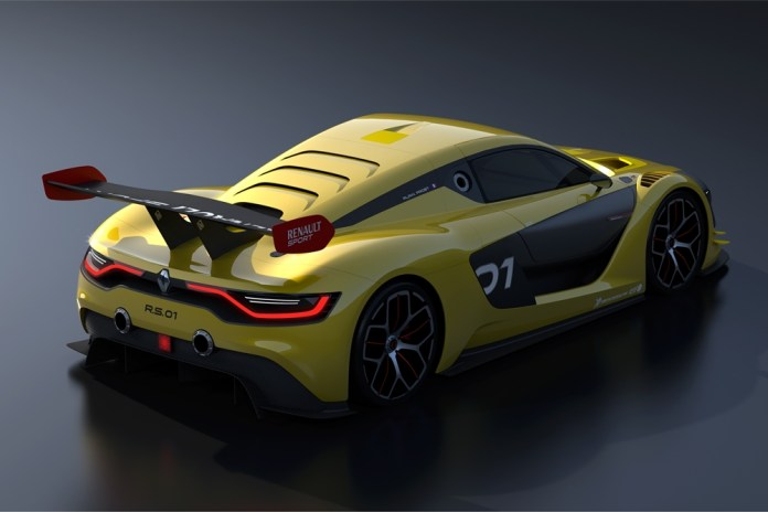 Renault RS01 0005