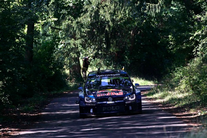 Rally Track Test 2015