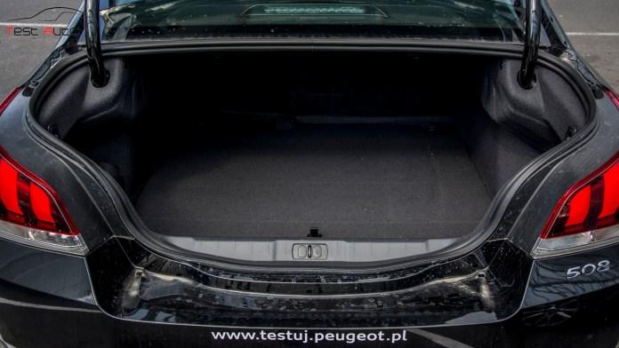 2015 Peugeot 508 1.6 e-THP 165 KM fot. Piotr Majka