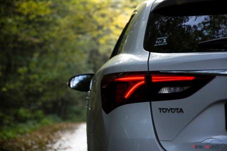 Toyota Avensis 2,0 D-4D 143KM Prestige fot. Piotr Majka