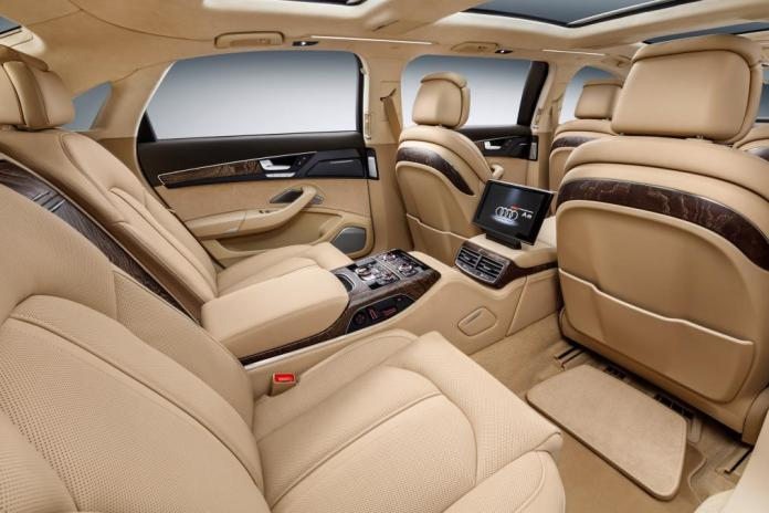 Audi A8L Extended (4)