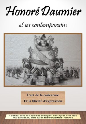 """Catalogue """"Honoré Daumier & ses contemporains"""""""