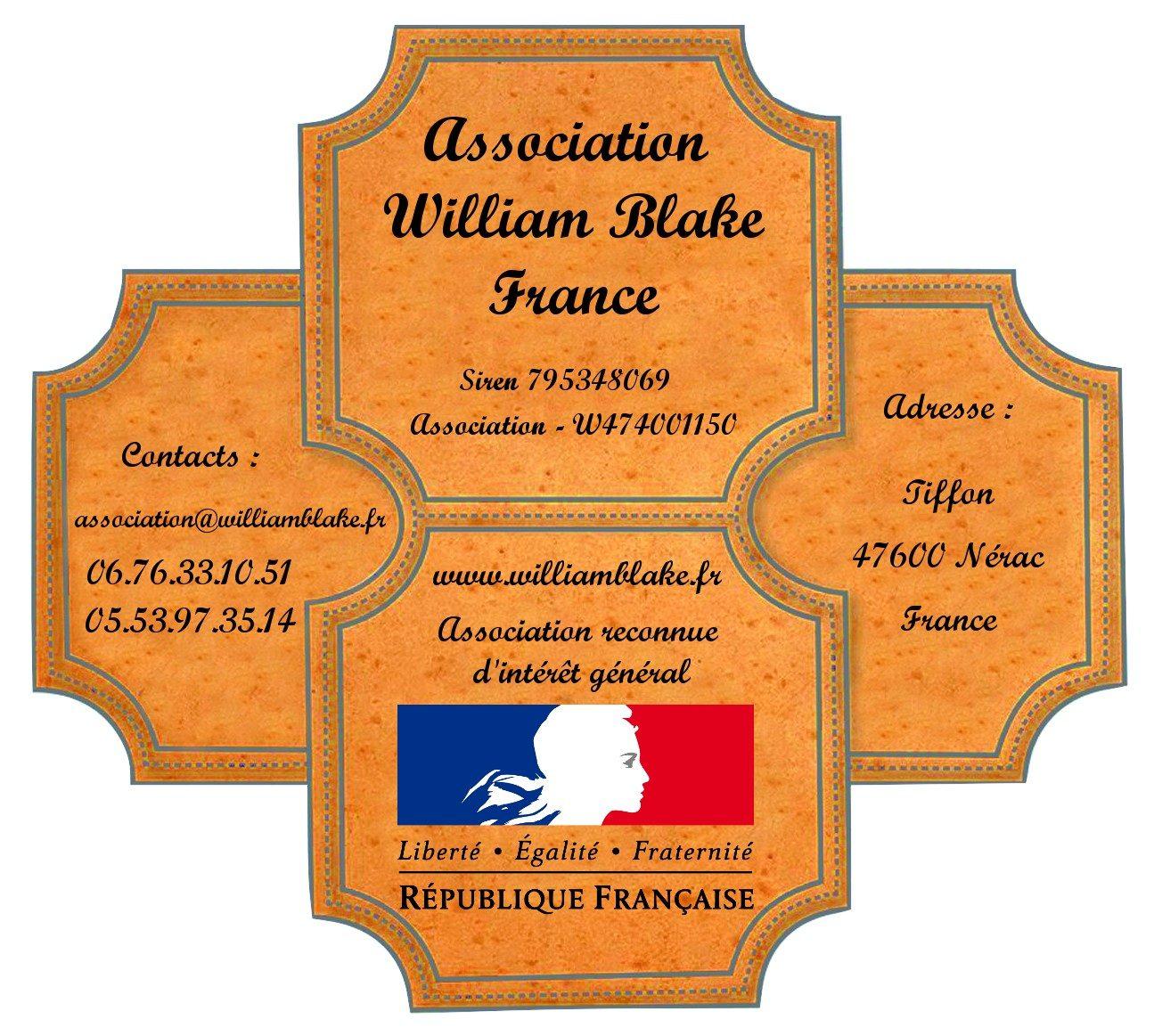 William Blake France