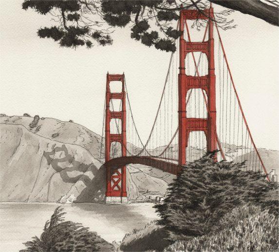 Golden-Gate-Bridge 2009