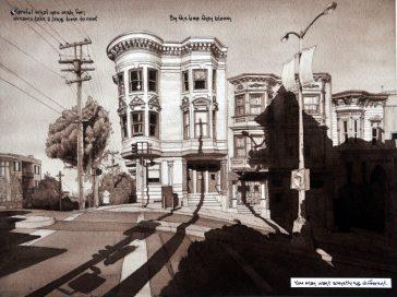 San Francisco- Maison victorienne 2