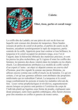 Calotte -Tibet