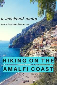 Guide to hiking on the Amalfi Coast Rome blog