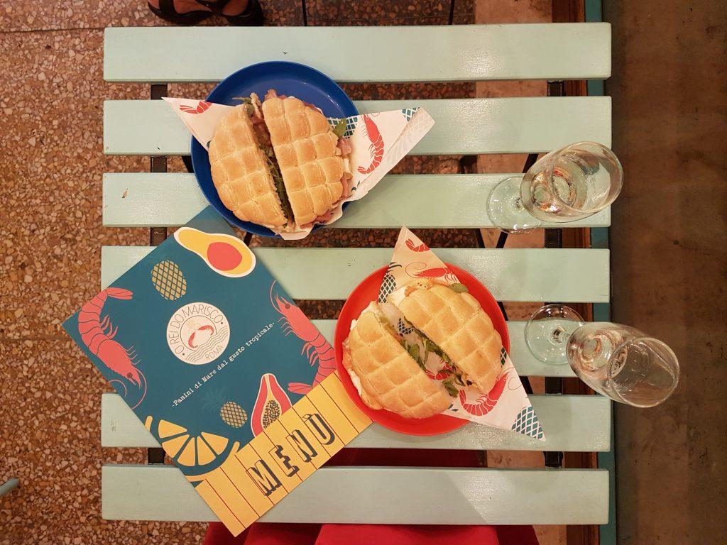 O Rei Do Marisco is Rome's first Cape Verde fusion restaurant