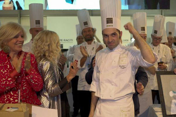 Ruggieri wins Italy's Bocuse d'Or heat as Crippa launches a challenge to the world