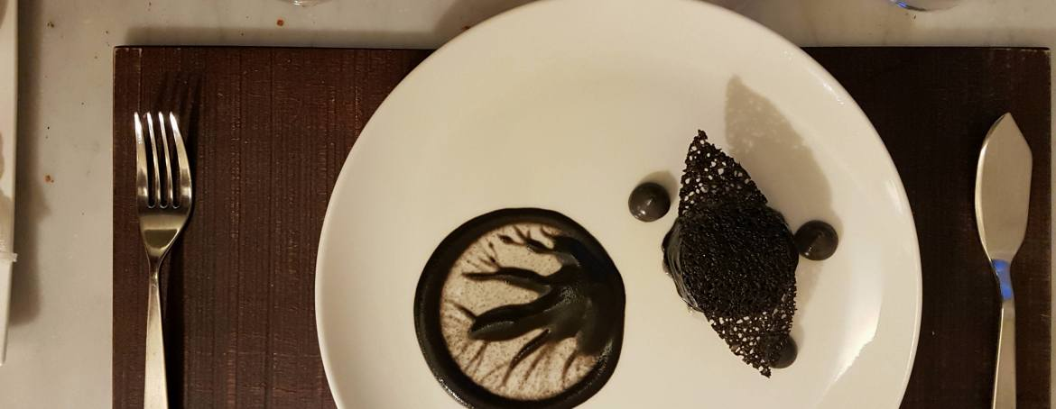 Michelin star restaurants Rome: Is Bistrot64 the cheapest Michelin star restaurant in Italy? Review of the menu and prices at Kotaro Noda's Rome restaurant