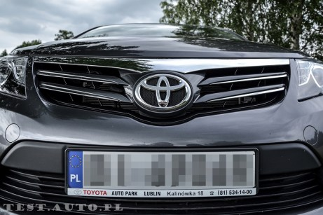 Toyota Avensis 1,8 Valvematic 2014