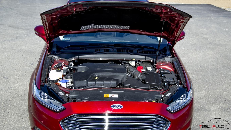 Niewiarygodnie Dane techniczne] Ford Mondeo mk5 (2014 - ) - Test Auto BM29