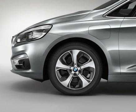 BMW 225xe, Exterieur. F45 002