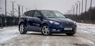test Ford Focus 1.0 Ecoboost