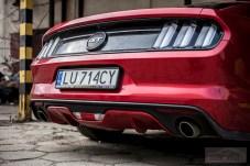 Ford Mustang GT fot. Piotr Majka