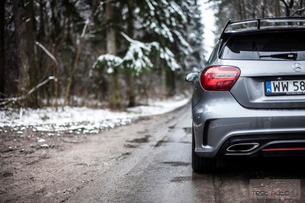 Mercedes A250 Sport 4Matic