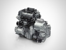 Drive-E 3-cylinder Hybrid power pack