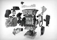 Drive-E 3 cylinder Petrol - modular design