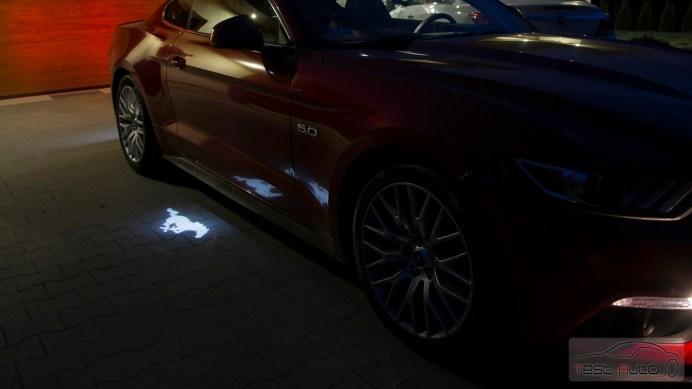 Ford Mustang GT fot. Maciej Kukiełka
