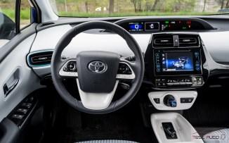 Nowa Toyota Prius PREMIUM 1.8 Hybrid 122 KM-E CVT fot. Jakub Baltyn (1)