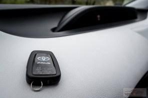 Nowa Toyota Prius PREMIUM 1.8 Hybrid 122 KM-E CVT fot. Jakub Baltyn (13)