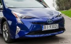 Nowa Toyota Prius PREMIUM 1.8 Hybrid 122 KM-E CVT fot. Jakub Baltyn (43)