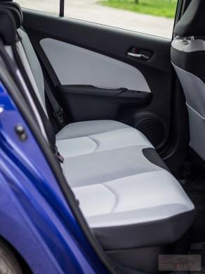 Nowa Toyota Prius PREMIUM 1.8 Hybrid 122 KM-E CVT fot. Jakub Baltyn (53)