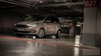 Ford Grand C-Max 1.5 Ecoboost 150KM Titanium fot. Piotr Majka