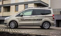 Ford Tourneo Courier fot. Maciej Kukiełka