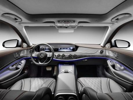 Mercedes W222 009