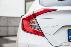 Honda Civic fot. Piotr Majka