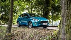 Ford Fiesta fot. Piotr Majka