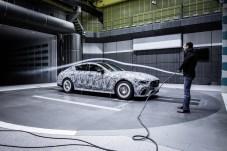 Mercedes AMG GT 4 door Coupe (3)