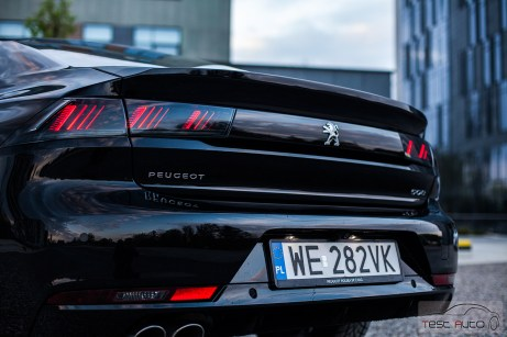 2019 Peugeot 508 fot. Piotr Majka (24)