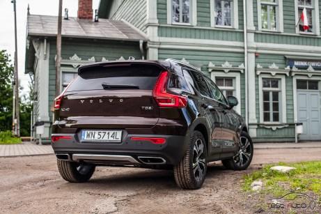 Volvo XC40 2019 fot. Piotr Majka (19)