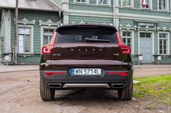 Volvo XC40 2019 fot. Piotr Majka (20)