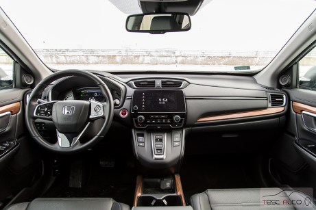 Honda CR-V Hybrid fot. Piotr Majka (4)