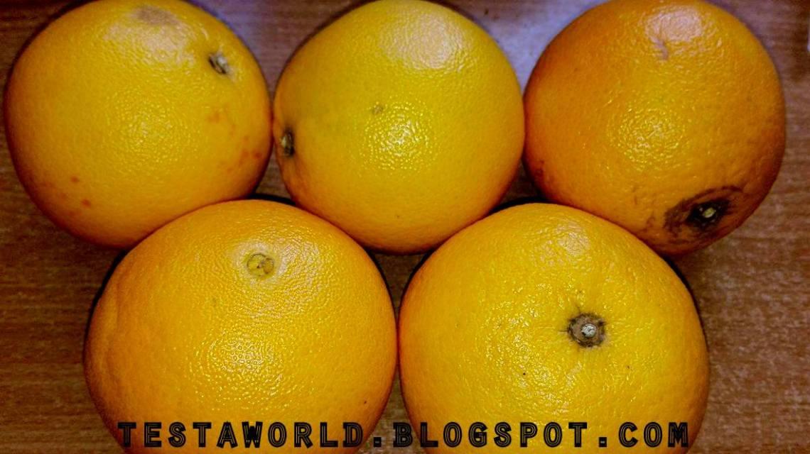 Pomarańczowe wyzwanie