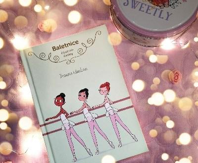Baletnice książka dla dzieci