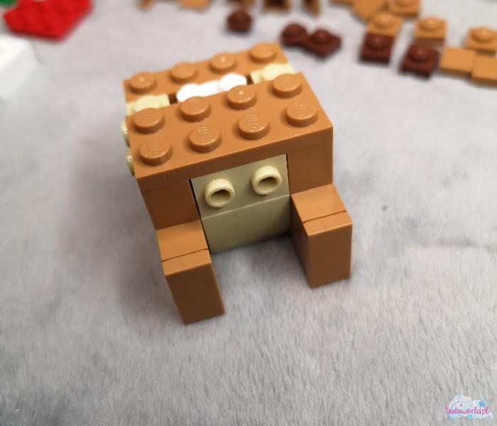 Mis Walentynkowy z serii BrickHeadz 40379 Lego