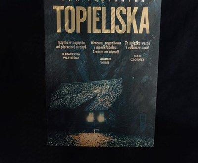 Topieliska Ewa Przydryga
