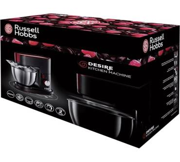 Russell Hobbs Küchenmaschine Desire 2021