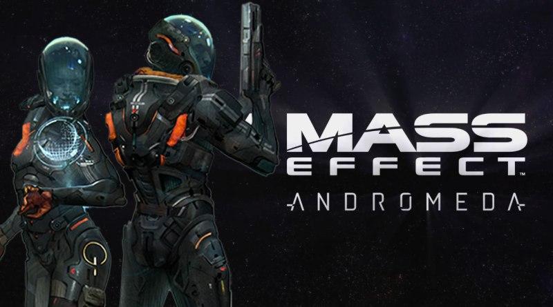 mass effect andromeda fabuła