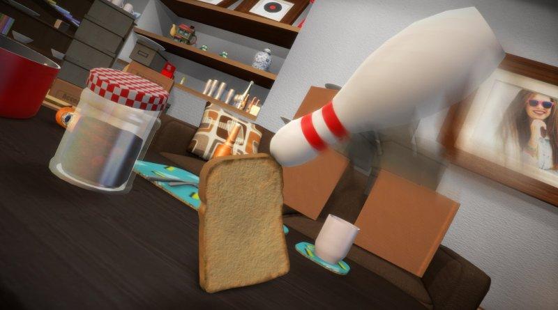 symulator kromki chleba